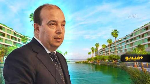 سعيد زرو يكشف الوجه الجديد لشارع 80 الذي سيتحول إلى تحفة البحر الأبيض المتوسط