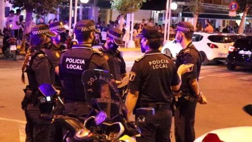 شرطة مليلية تدين اقامة حفل خاص رغم حالة الطوارئ الصحية