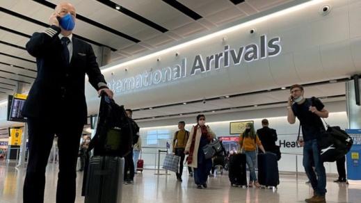 منها السجن 10 سنوات.. السلطات البريطانية تفرض تدابير مشددة على المسافرين الذين يدخلون أراضيها