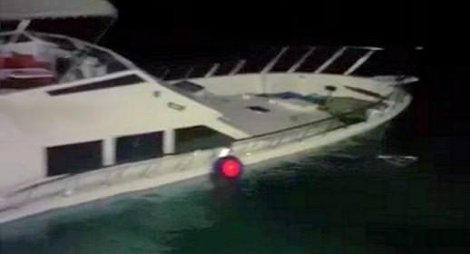 هكذا تعاملت سلطات الجزائر مع يخت سياحي واجه الغرق بعد أن انطلق من ميناء مارينا سمير