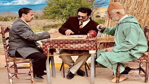 """بوزكو والإدريسي يشرعان في تصوير المسلسل الريفي """"رسائل مرزوق' القادم من أيث سعيذ"""