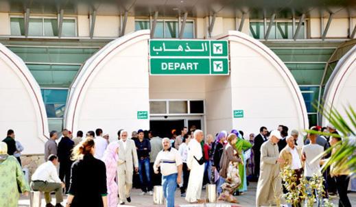 الخطوط الملكية المغربية تطلق رحلات جوية بين الناظور ودوسلدورف الألمانية