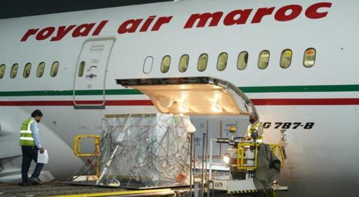 المغرب يتسلم 4 ملايين جرعة جديدة من لقاح أسترازينيكا