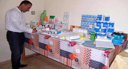 صيادلة وأطباء ينظمون يوما للفحوصات الطبية بأولاد داوود الزخانين