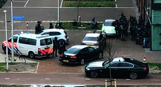 مصرع شخص وإصابة آخر في عملية إطلاق نار ضواحي العاصمة امستردام