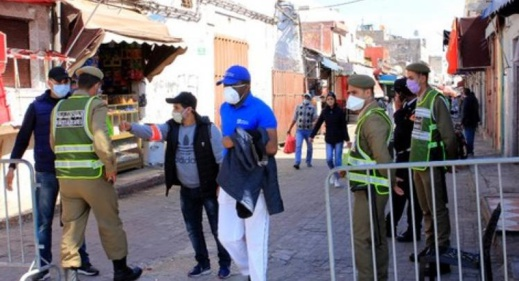 """المغرب يسجل 508 إصابة مؤكدة جديدة بفيروس """"كورونا"""" خلال الـ24 ساعة الماضية"""