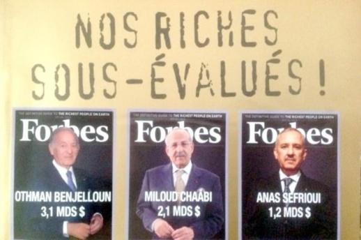 مغاربة ضمن قائمة أغنى أغنياء العالم