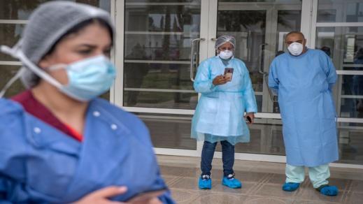 المغرب يسجل 477 إصابة جديدة بكورونا خلال 24 ساعة الماضية