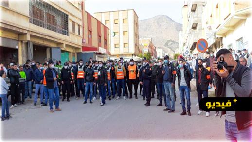 زايو.. السلطات الأمنية تمنع تخليد ذكرى حركة 20 فبراير