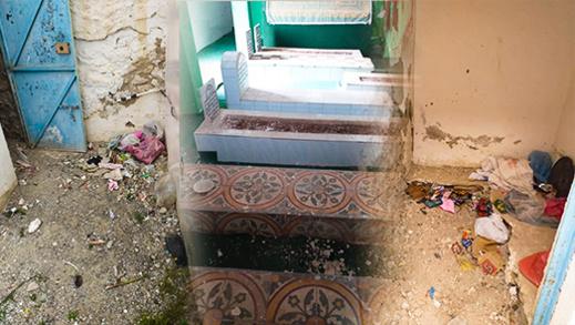 نشطاء يطلقون صرخة لإنقاذ ضريح الشريف محمد أمزيان من الإهمال