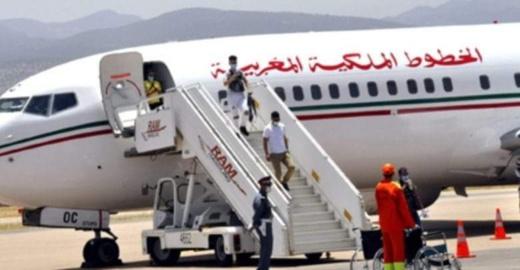 جائحة كورونا تؤثر على حركة المسافرين في مطار الناظور العروي
