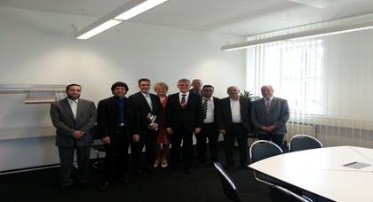 المجلس المركزي للمغاربة في ألمانيا يلتقي رئيس المكتب الاتحادي للهجرة بنونبرغ