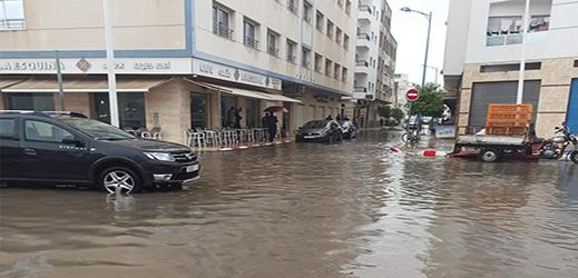 مديرية الأرصاد تحذر من أمطار رعدية بالناظور والدريوش
