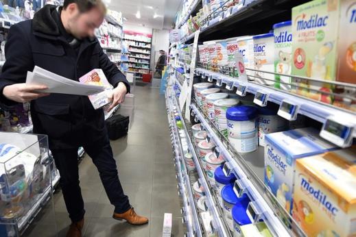 موجة الزيادة في الأسعار تصل حليب الأطفال