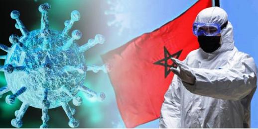 """594 إصابة و8 وفيات جديدة بـ""""كورونا"""" في المغرب"""