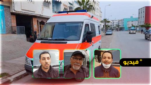 محسنون بألمانيا يمنحون سيارة إسعاف لنقل المرضى والحالات الحرجة ببن الطيب
