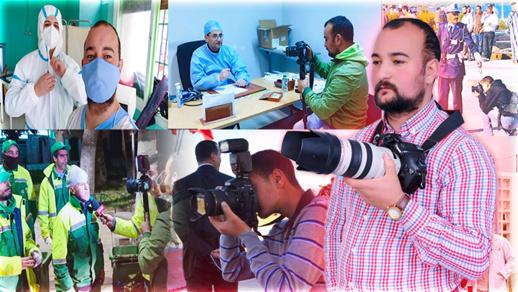 هسبريس تسلط الضوء على محمد العبوسي.. العصامي الذي يوثق أحداث الريف بالصورة