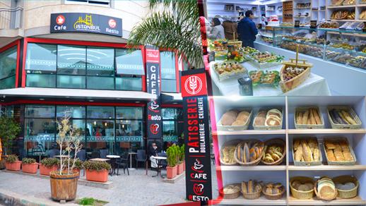 اكتشفوا أجود الحلويات لجميع مناسباتكم عند مخبزة اسطنبول بالناظور