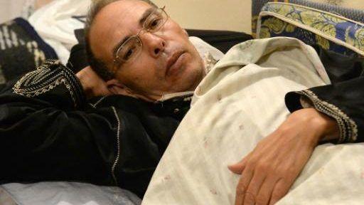 إدارة سجن العرجات تخرج عن صمتها بشأن إضراب المعطي منجيب عن الطعام