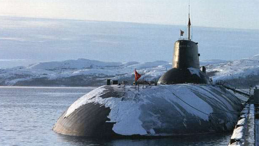 غواصة روسية شمال المغرب للتجسس على المناورات البحرية الأمريكية المغربية