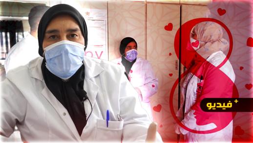 مليكة شوقي.. طبيبة بالحسني واجهت مخاطر فيروس كورونا وفضلت خدمة المصابين على أسرتها