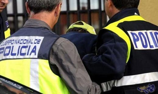 اعتقال إسبانيين و مغربي ضمن شبكة دولية لتهريب المخدرات