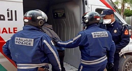 خلاف حول حق الأسبقية يقود سائقا إلى الاعتقال