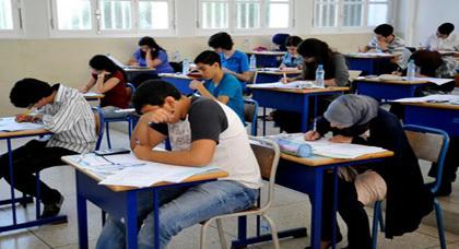 امتحانات الباكلوريا أيام 11 و12 و13 يونيو القادم والشهادة ستكتب بالأمازيغية وفيها طابع التأمين