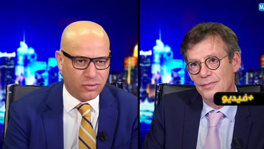 التجني يحاور سفير إسرائيل ببلجيكا وهذا ما قاله حول إستئناف العلاقات مع المغرب