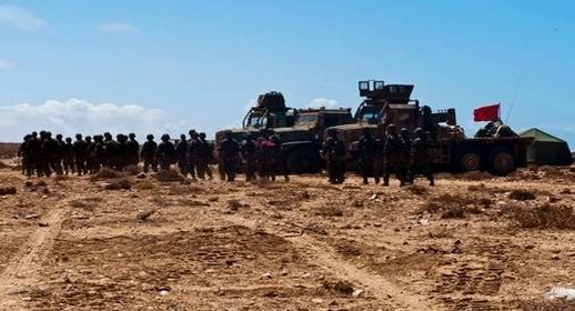أنباء عن وصول تعزيزات عسكرية إلى الحدود بين فكيك والجزائر