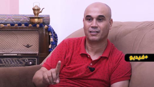 عبد السلام برشلونة يكشف أسرار مساره الفني على القناة الثامنة