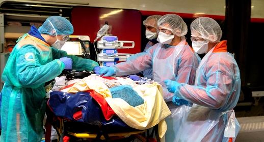 مخيف.. اكتشاف سلالة جديدة من فيروس كورونا بفرنسا