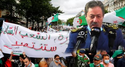 الحراك الشعبي بالجزائر يدفع الرئيس عبد المجيد تبون إلى إقالة المدير العام للأمن الوطني