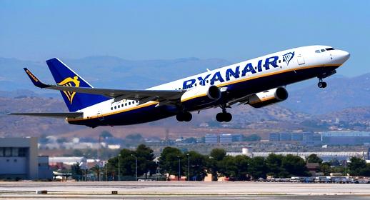 """شركة """"راينير"""" تطلق خطا جويا جديدا يربط المغرب بمطار مالاغا"""