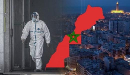 مئات الإصابات الجديدة بفيروس كورونا المستجد في المغرب