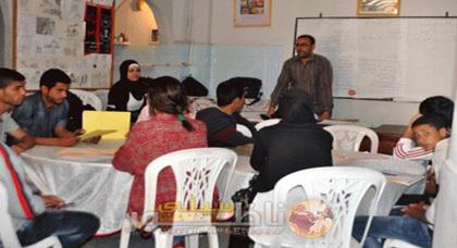 دورة تكوينة في مجال حقوق الإنسان لفائدة تلامذة المؤسسات التربوية بزايو