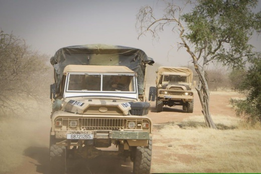 المغرب يقتني المئات من السيارات العسكرية من فرنسا