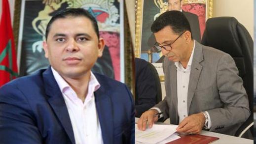 رفيق مجعيط يطلب إعفاءه من مهمة الأمين العام وتعيين أحمد المحمودي خلفا له