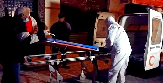 وفاة مروج قرقوبي بعد محاولته الفرار من قبضة الشرطة
