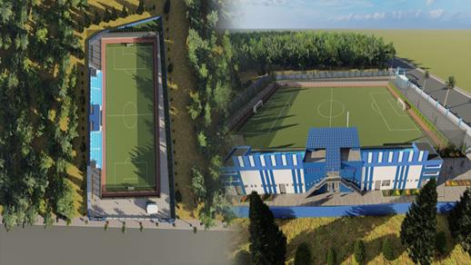 مشروع جديد يعزز البنية التحتية الرياضية بجماعة بني بوفراح إقليم الحسيمة