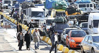 أكثر من 4.5 مليون شخص عدد الجالية المغربية المقيمة بالخارج وتحويلاتهم بلغت 560 مليار سنتيم