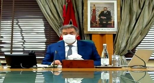 لفتيت أمام أعضاء مجلس وزراء الداخلية العرب: صحة المواطنين جزء لا يتجزأ من المنظومة الأمنية