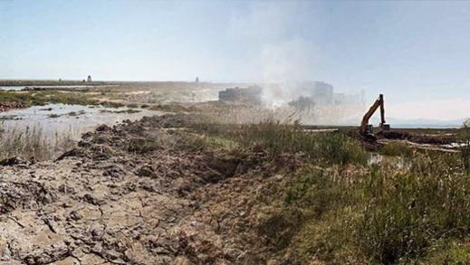 إهمال المكتب الوطني للماء بالناظور يهدد مشروع بحيرة مارتشيكا بالتلوث