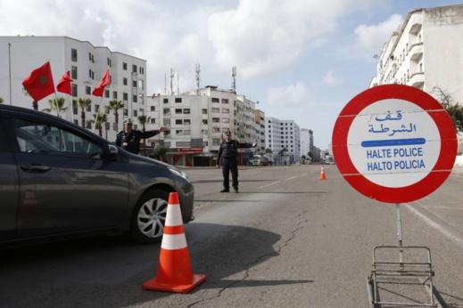السلطات تغلق جهة بالكامل بسبب انتشار مقلق للنسخة البريطانية لكورونا