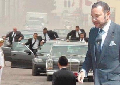 تعرف على أهم الأخطاء الأمنية التي عرضت الملك محمد السادس للخطر