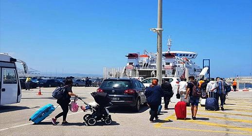 بعد قرار حكومة العثماني.. إسبانيا تنظم رحلة بحرية لإعادة مواطنيها العالقين بالمغرب