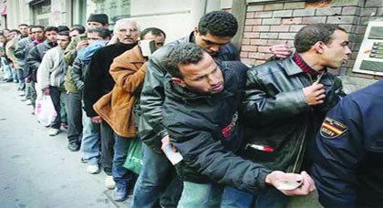 المحكمة العليا الإسبانية تنصف مئات المهاجرين المغاربة العاطلين وتقرر تعويضهم عن البطالة
