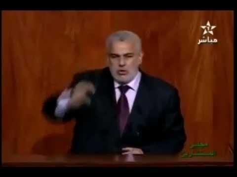 بكل سخرية.. بنكيران يغني اعصفي يا رياح واهطلي بالمطر في البرلمان