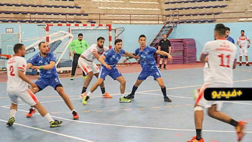الهلال الناظوري لكرة اليد يستهل البطولة الوطنية بأول انتصار على حساب جمعية سلا