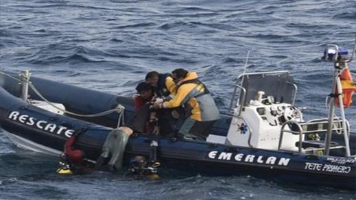 غرق 850 شخص بعد محاولته الوصول إلى جزر الكناري خلال السنة الماضية